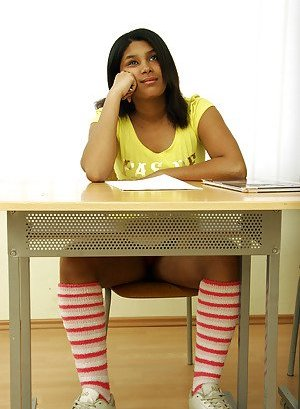 Latinas in Socks Pictures